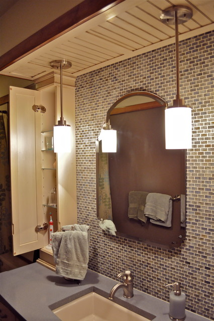 Wright Bathroom traditional-bathroom