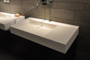 WT-04 Wall-mounted Sink modern-bathroom-vanities-and-sink-consoles