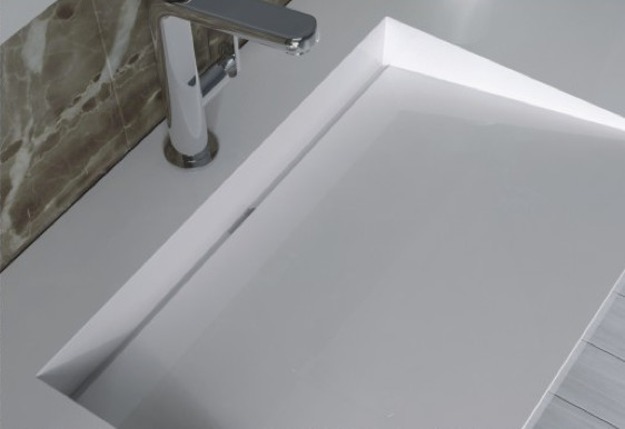 Wt 04 Wall Mounted Sink Matte Or Glossy Finish Modern Bathroom