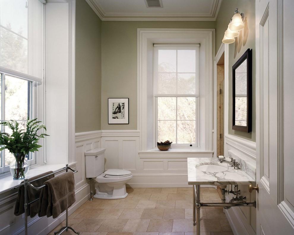 Wyndmoor Residence Master Bath Traditional Bathroom