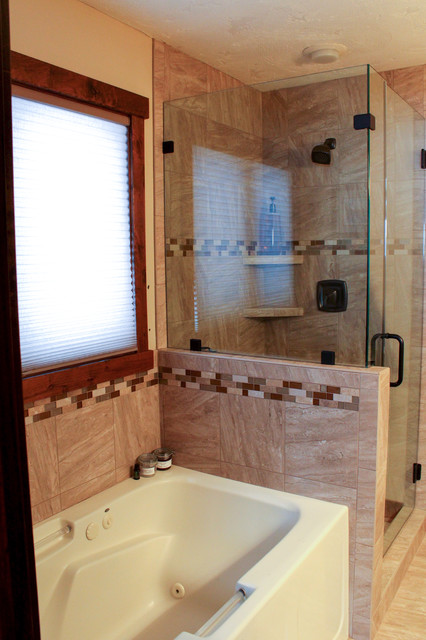 Wyoming remodel craftsman bathroom other by homstyl for Bath remodel wyoming mi