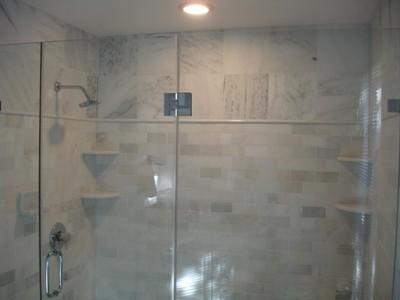 Wytkind Master Bathroom Remodel contemporary-bathroom