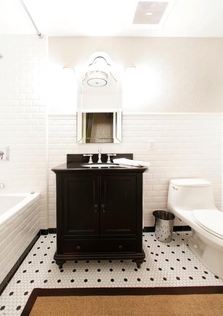 Xebec Loft contemporary-bathroom