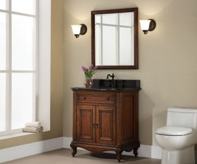 Xylem Bath Vanity traditional bathroom vanities and sink consoles