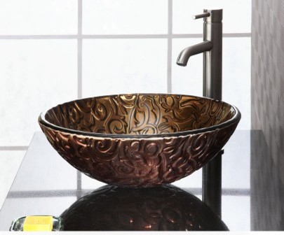 Xylem Vessel Sinks contemporary-bathroom-sinks
