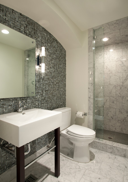 Yalecrest Home contemporary-bathroom