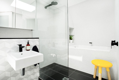 Add Drama with a Black Faucet - Abode