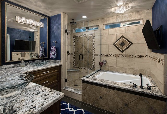 Yorba Linda Ca Traditional Bathroom Orange County By The Kitchen Design Center