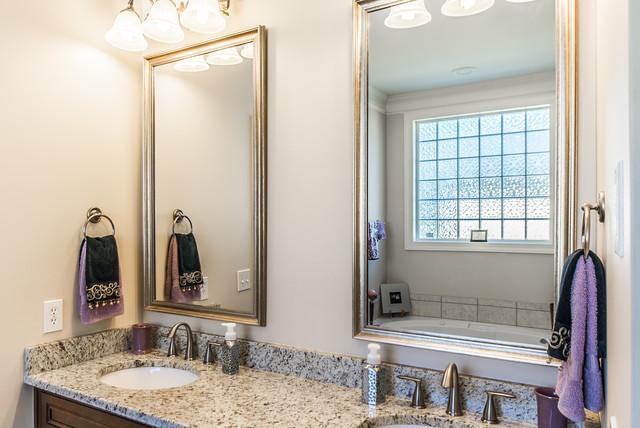 York Chocolate Bathroom Vanity