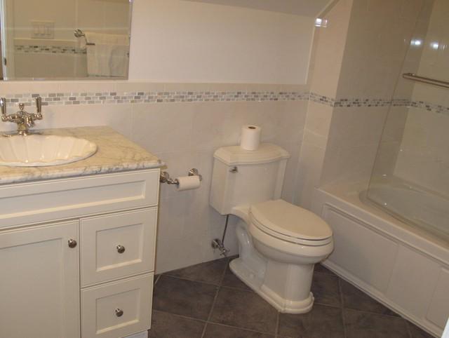 Yorktown bathrooms traditional bathroom new york for Kitchen cabinets yorktown ny