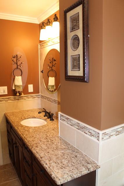 Yorktown Luxury Bath traditional-bathroom