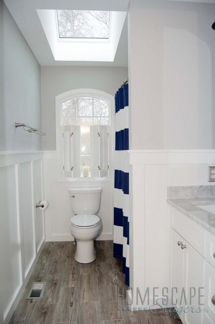 """Z"" Hall Bathroom"