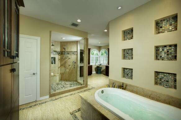 Zen bath traditional bathroom sacramento by for 701 salon sacramento