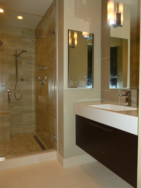 Zen Bath - Contemporary - Bathroom - Other - by New Home Solutions