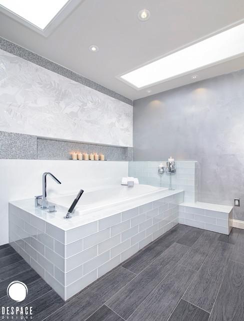 Zen Bathroom Contemporary Bathroom Dc Metro By De Space Designs