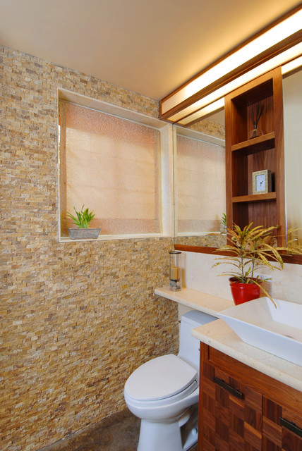 Zen Bathroom contemporary-bathroom