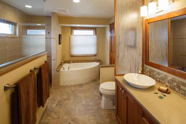 Zen Bathroom Asian Bathroom By Lemier Phillips