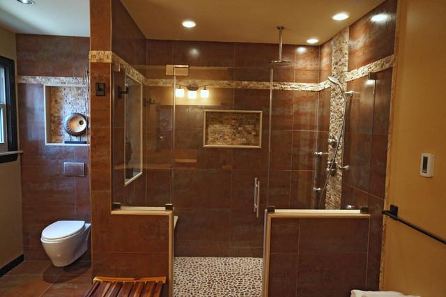 Zen Bathroom contemporary-bathroom