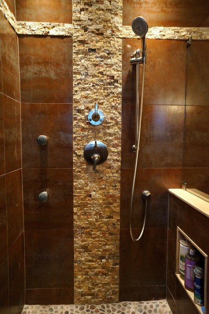 Zen Bathroom Asian Bathroom Philadelphia By Stonemar Natural Stone Company Llc