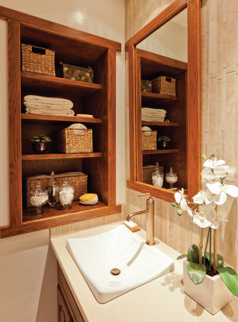 Zen Inspired Bathroom Traditional Bathroom Other Metro By Red House Remodeling