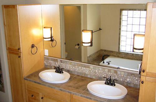 Double Sink Vanity Linen Combo
