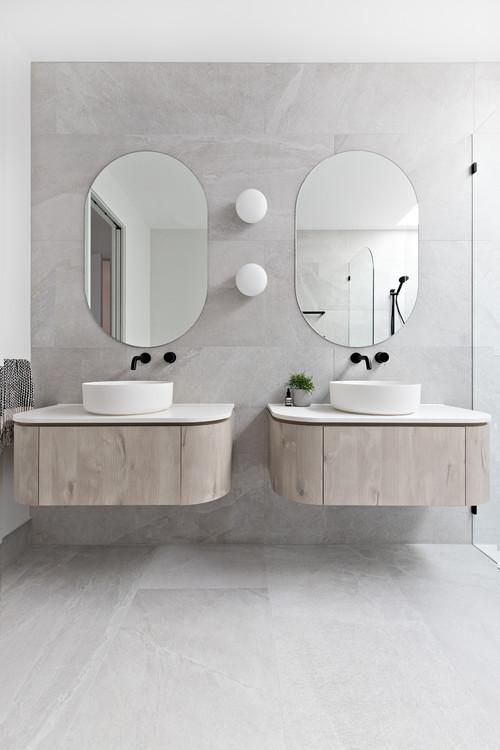 Hotel inspired bathroom design for bathroom trends 20201