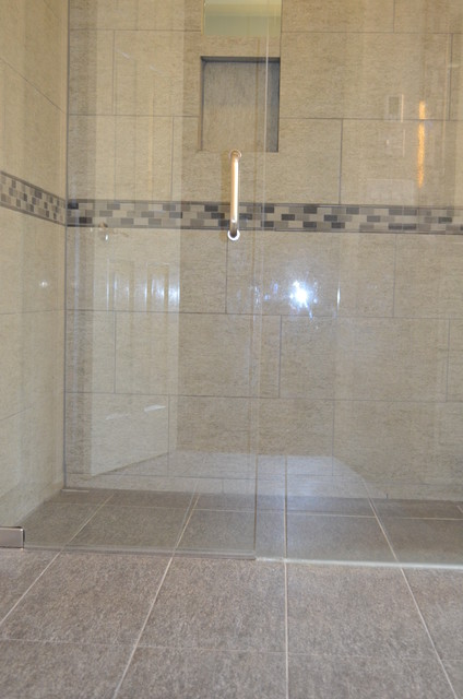 Tile Walk In Shower Ideas