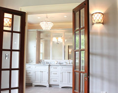 Ziegle Avenue Master Bath & Closet traditional bathroom