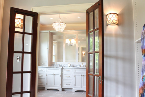Bath remodel stories creating a master retreat for Empty master bathroom