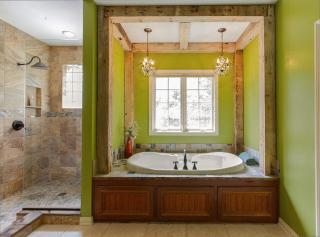 Zionsville bath remodel for Bathroom remodel indianapolis