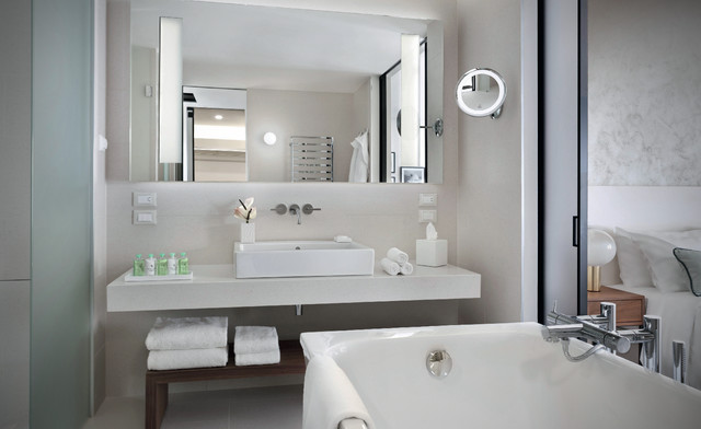 Zucchetti projects around the world jw mariott venice - Zucchetti accessori bagno ...