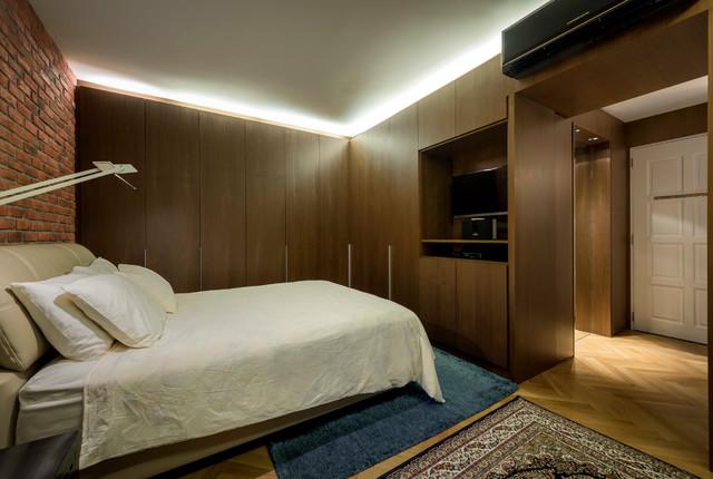 组屋 @ Pasir Ris modern-bedroom