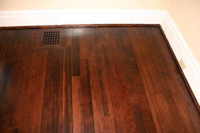 100 year old douglas fir flooring restoration for Reclaimed fir flooring seattle