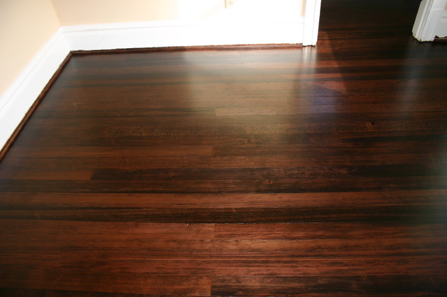 100 Year Old Douglas Fir Flooring Restoration