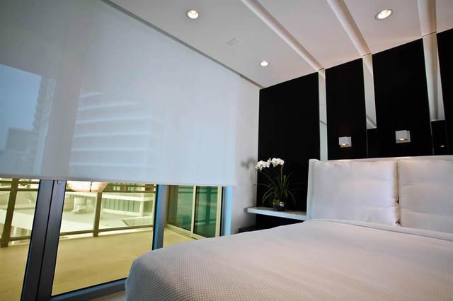 1001 Residence modern-bedroom