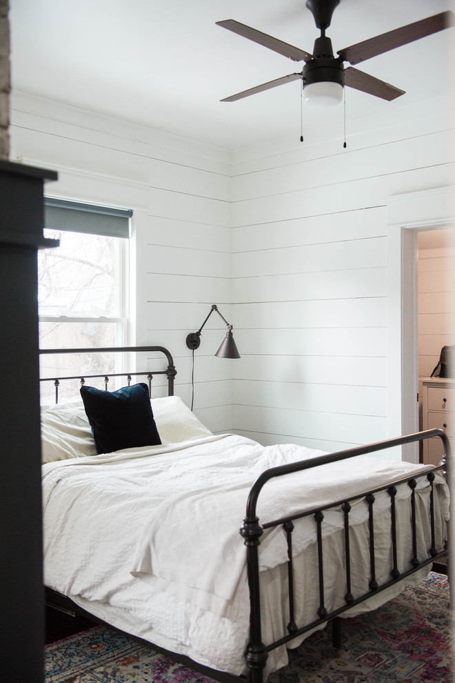 Inspiration for a bedroom remodel in New York