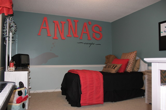 11 Year Girl Rooms: 11 Year Old Girls Bedroom Project Custom Wall Mural
