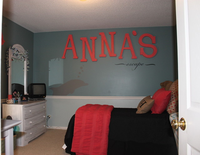 11 year old girls bedroom project beach style bedroom for Bedroom ideas for 4 yr old girl