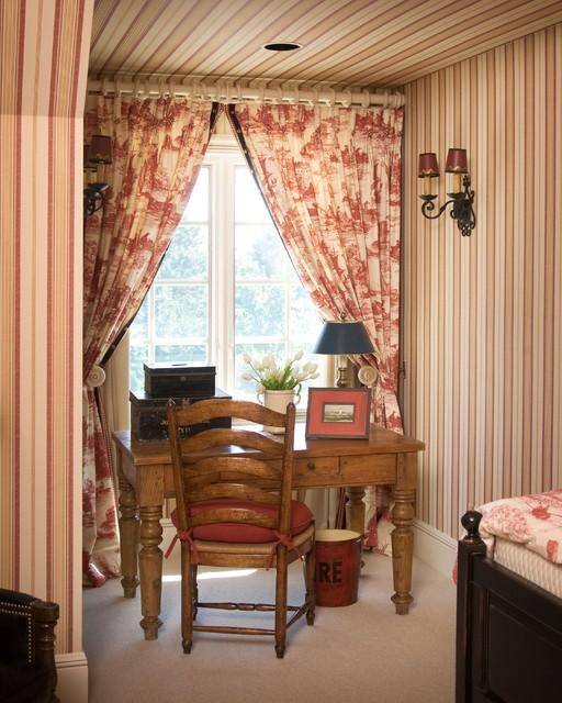 12th Street Project mediterranean-bedroom