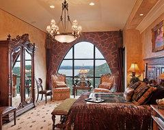 13229 Villa Montana mediterranean-bedroom