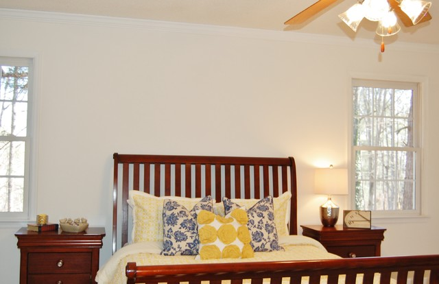 136 Plantation Trace Woodstock Ga Traditional Bedroom Atlanta By Accent Home Staging