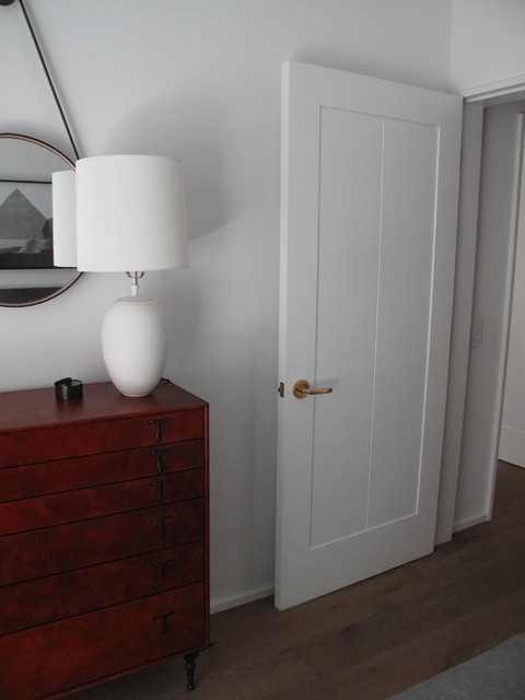 14th street bedroom door contemporary bedroom new