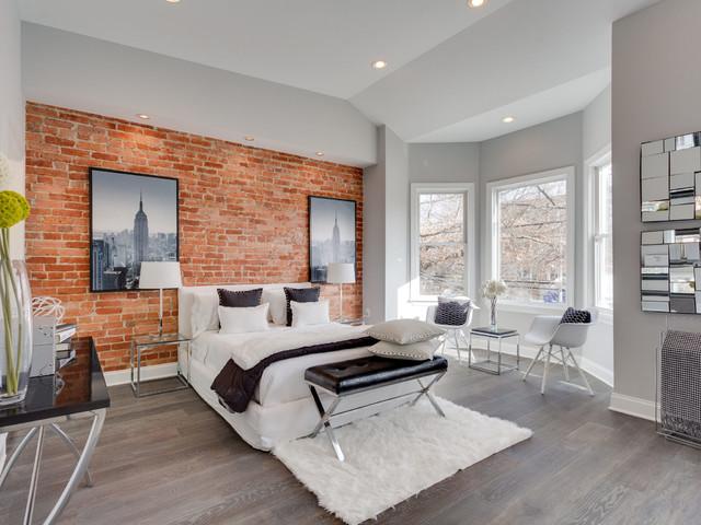 14th Street, Washington DC - Contemporáneo - Dormitorio - Nueva York ...