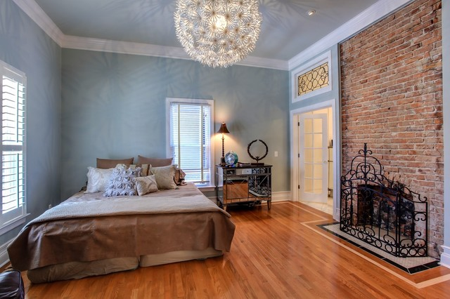 1920 39 s house in belmont area traditional bedroom for 1920s bedroom ideas