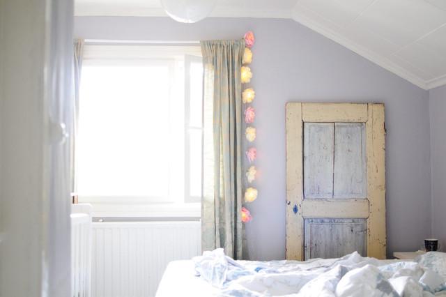 1950's Wooden House eclectic-bedroom