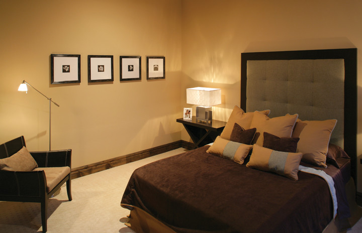* 2007 SOLE AWARD WINNER - MODEL HOME CATEGORY * ASID - Southwest Contemporary