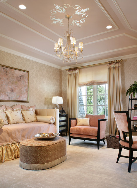 2008- Saddle River Showhouse traditional-bedroom