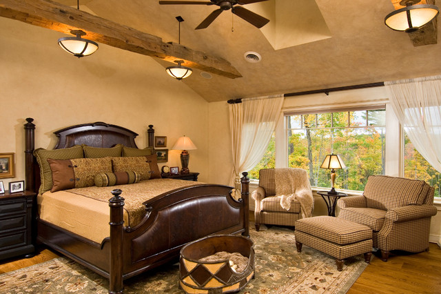 2008 showcase traditional-bedroom