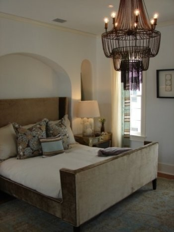 2009 Designer Showhouse for the Arts eclectic bedroom