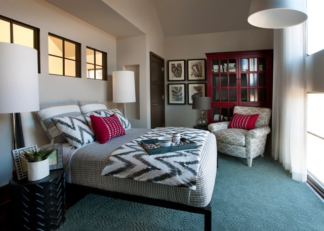10 Great Ideas To Jazz Up A Small Square Bedroom: 2012 HGTV Green Home